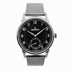 Morris William Mesh Watch Kello Black