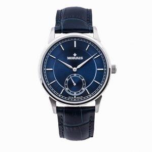 Morris William Strap Watch Kello Blue