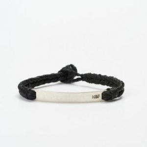 Nic & Friends Charlie Bracelet Black