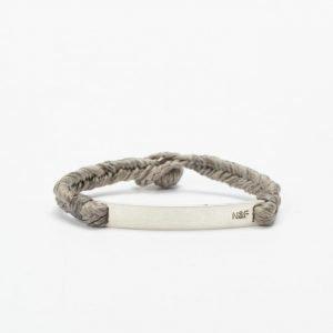Nic & Friends Charlie Bracelet Grey