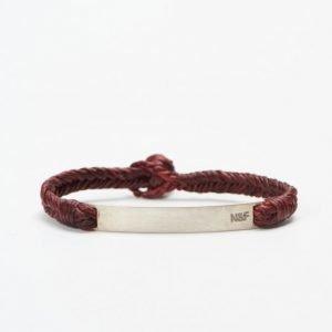 Nic & Friends Charlie Bracelet Vintage Red