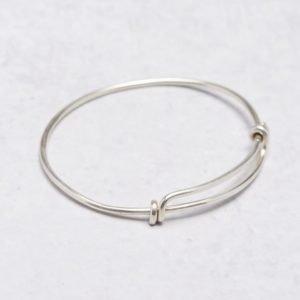 Nic & Friends Gene Bracelet Sterling Silver