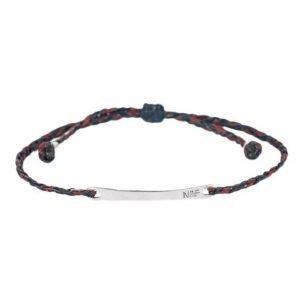 Nic & Friends Leon Bracelet Vintage Red/Navy