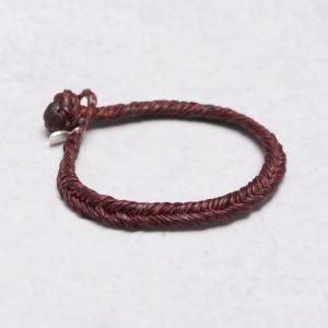 Nic & Friends Oliver Bracelet Vintage Red