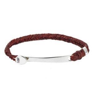 Nic & Friends Steve Bracelet Vintage Red