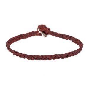 Nic & Friends Victor Bracelet Vintage Red