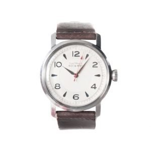 Nic & Mel Wristwatch Clark Darkbrown