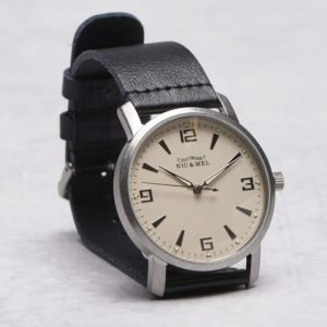 Nic & Mel Wristwatch Jones 99 Black