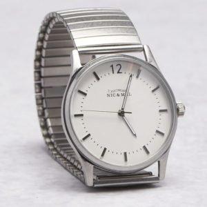 Nic & Mel Wristwatch Kennedy Me Metall
