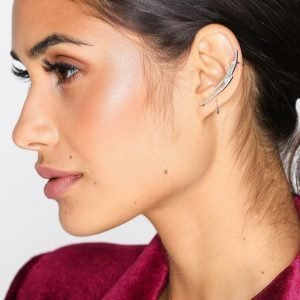 Nly Accessories Rose Gold Earcuff Korvakorut Rose Gold