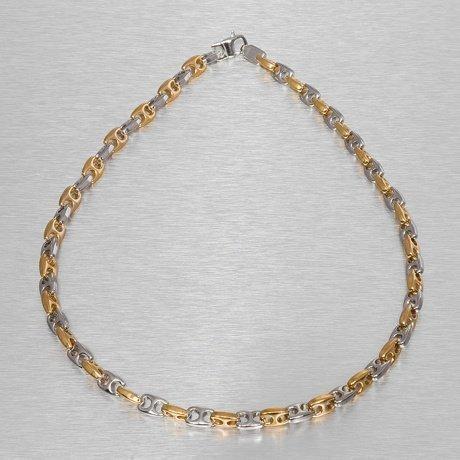 Paris Jewelry Kaulaketju Kullanvärinen
