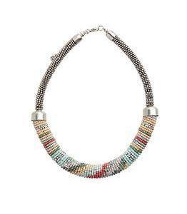 Pieces Judith Necklace Silver Colour