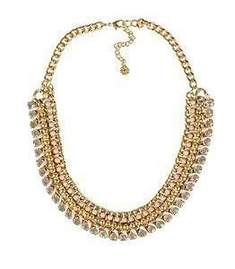Pieces Nueva Necklace Gold