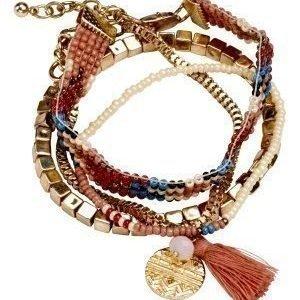 Pieces Pamila bracelet Gold