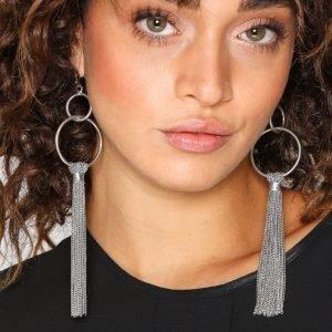 Pieces Pclilia Earrings D2d Korvakorut Hopea