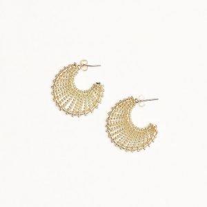 Pieces Pcnava Earrings Korvakorut Kulta
