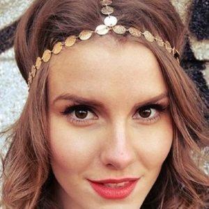 Pop Star metallinen hiuspanta