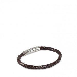 SDLR 10744 Bracelet Unisex Rannekoru Dark Brown