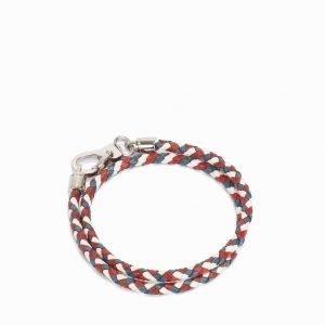 SDLR Bracelet Rannekoru Sininen/Valkoinen/Punainen