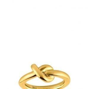 SOPHIE by SOPHIE Knot Ring sormus