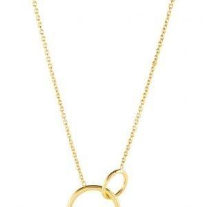SOPHIE by SOPHIE Mini Circle Necklace kaulakoru