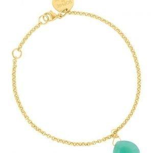 SOPHIE by SOPHIE One Briolette Bracelet rannekoru