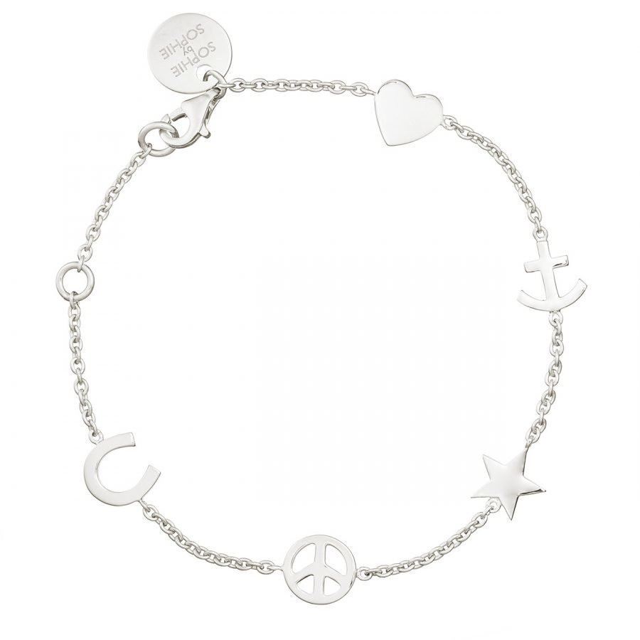 SOPHIE by SOPHIE Symbol Bracelet rannekoru