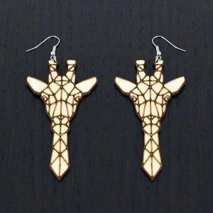 Samas Design Afrikan Kirahvi Korvakorut Uljas