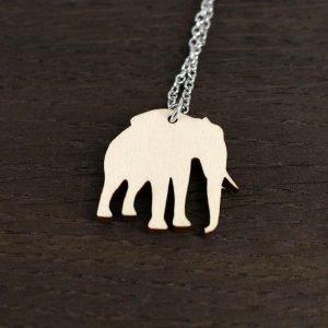 Samas Design Elefantti Kaulakoru