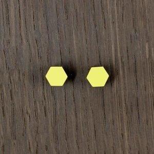 Samas Design Heksagoni Nappikorvakorut