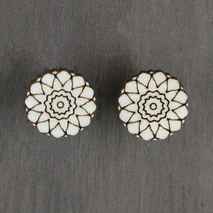 Samas Design Mandala Nappikorvakorut