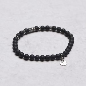 Seven East Bracelet M476B Black