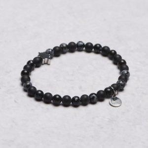 Seven East Bracelet M601B KNPO Grey
