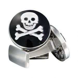 Skultuna Skull & Bones Kalvosinnapit