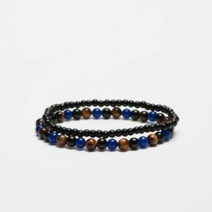 Smash 2-pack Bracelet Blue