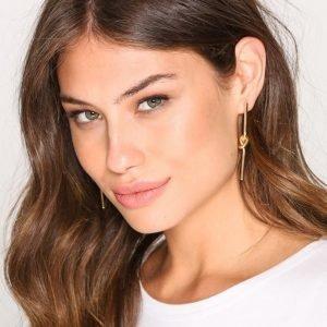 Sophie By Sophie Knot Stick Earrings Korvakorut Kulta