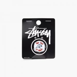 Stussy Surf Club Pin
