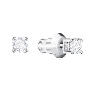 Swarovski Attract Riipus Rnd Czwh / Rhodium Shiny