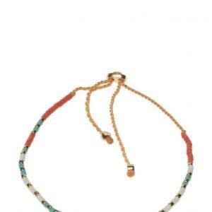 Syster P Code Bracelet Gold I Love You rannekoru
