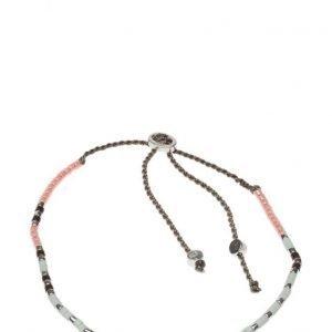 Syster P Code Bracelet Silver I Love You rannekoru