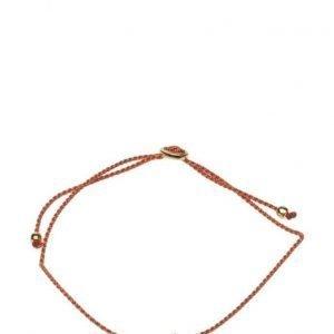 Syster P Sparkle Bracelet Star Gold Pink rannekoru