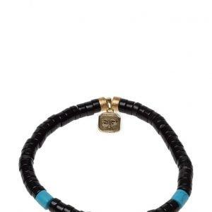 Syster P Surfer Bracelet Black Onyx rannekoru