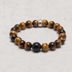 Thomas Sabo A1408 Tigers Eye Brown