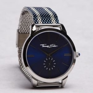 Thomas Sabo Rebel Spirit Mesh Bico Blue