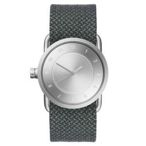 Tid Watches Tid No.1 Teräs Rannekello Pine Twain 33 Mm