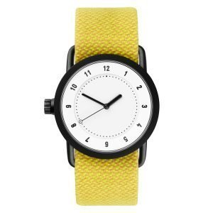 Tid Watches Tid No.1 Valkoinen Rannekello Dawn Twain 36 Mm