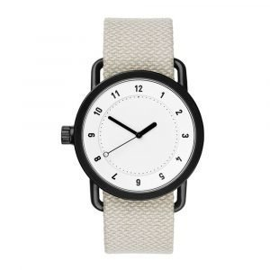 Tid Watches Tid No.1 Valkoinen Rannekello Twain Sand 36 Mm