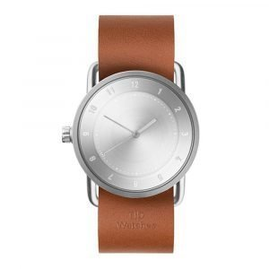 Tid Watches Tid No.2 Rannekello Tan Nahkaranneke 36 Mm