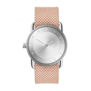 Tid Watches Tid No.2 Rannekello Twain Salmon 36 Mm
