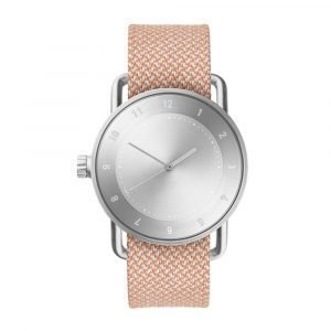 Tid Watches Tid No.2 Rannekello Twain Salmon 40 Mm